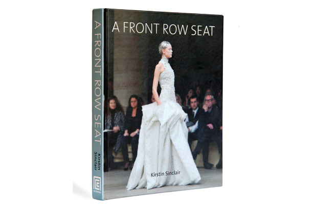A front row seat by Kirsten Sinclair
