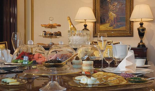 Tsar's Breakfast