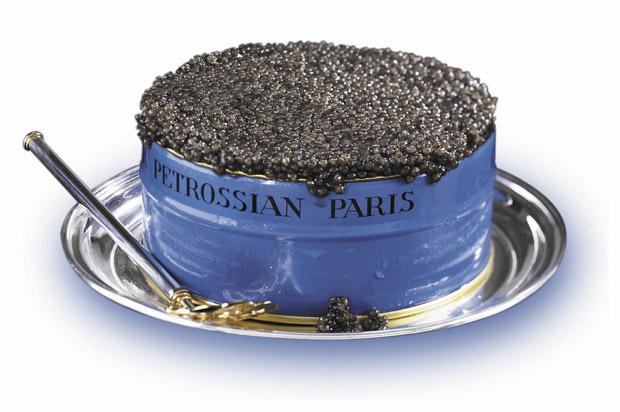 Caviar Beluga Petrossian