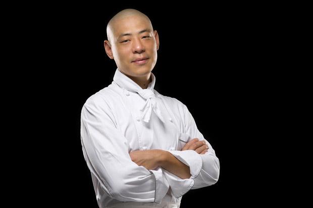 Chef Julien Viollet