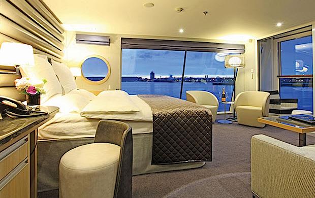 Balcony Suite Scenic
