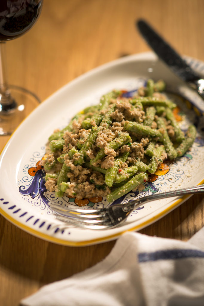 Winter-meat braise CAVATELLI VEAL BOLOGNESE, PIAVE Paired Wine- NEBBIOLO, PIEDMONT Photo Credit: Noah Fecks