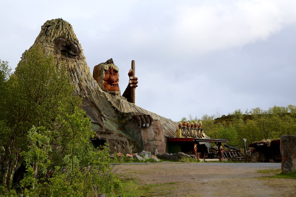 Trolls Amusement Park Norway